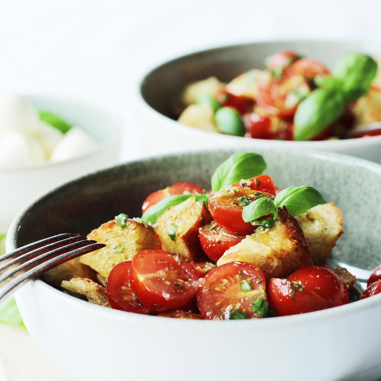 Bruschetta-Salat